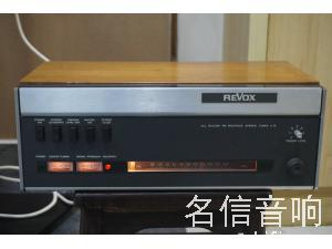 REVOX 瑞华士 A76纯FM收音头