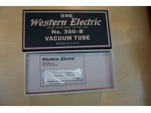西电300B电子管一粒 98年产(原版非复刻)