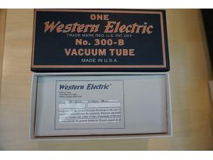 西电300B电子管一粒 01年产(原版非复刻)