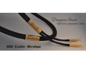 德国HB Cable Design DragonHeart 喇叭线 全新行货保修