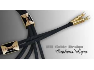 德国HB Cable Design Orpheus'Lyra 喇叭线 全新行货保修
