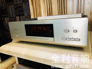 日本 金嗓子 DP-100加DC-101转盘解码