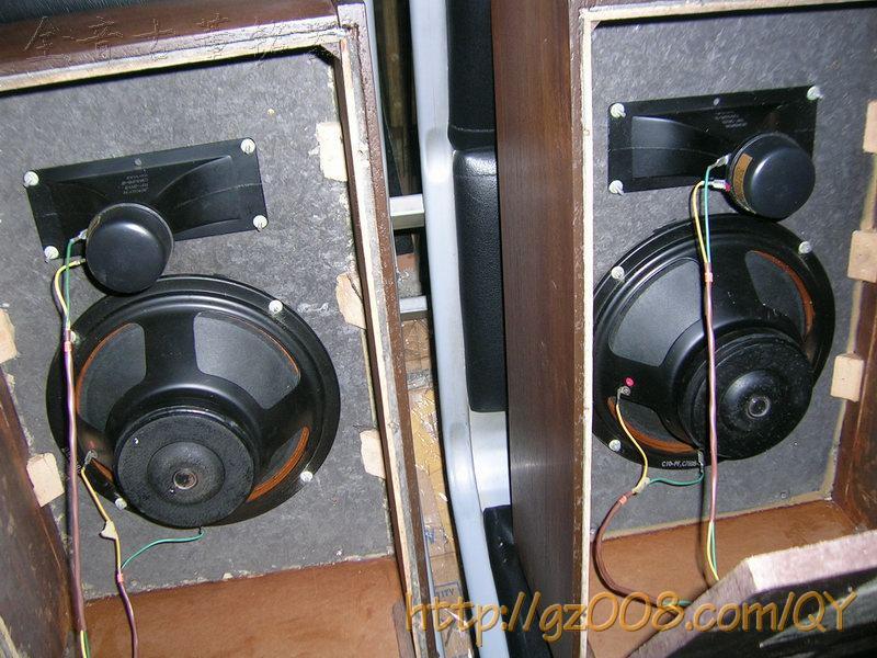 Tf >> 美Jensen-TF-25古典音箱.已售