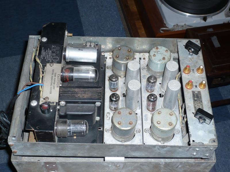 超级西电we2040a前级放大器