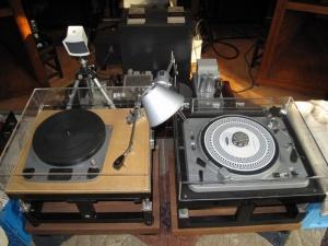 德国电台版EMT930st发烧级LP唱盘