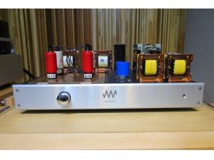 ALP audio Ltd 高峰胆机由英国元件西电线路制作 WE129K mk2牛交连前级(大陆分经销)