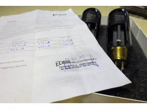 ELROG 德国 ER300B 电子管