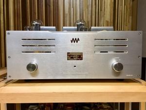 ALP audio Ltd 高峰胆机由英国元件西电线路制作 Eden 211 Silver 银牛单端后级(大陆总经销)