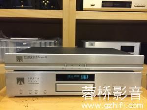 大鹰THETA Pearl转盘+DS Pro prime II解码