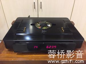 丹麦 神弓BOW ZZ-EIGHT 顶级CD机