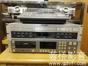 瑞士STUDER经典CD机A730、A732、D727