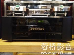 英国Meridian 808 二十周年签名版CD机
