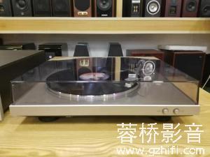 Denon 天龙 DP-300F黑胶唱盘