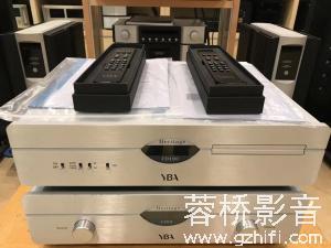 法国 YBA Heritage CD100+A200功放