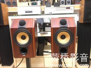 宝华B&W CDM1书架音箱
