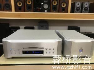 第一音响 ESOTERIC P01+D01 转盘解码