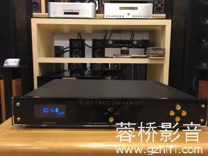 ELECTROCOMPANIET音乐之旅EC4.8前级