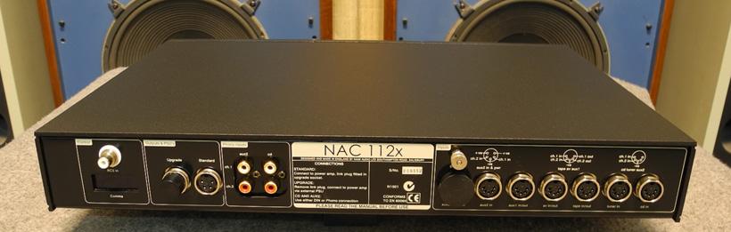 (已出)英国茗naim nac112x