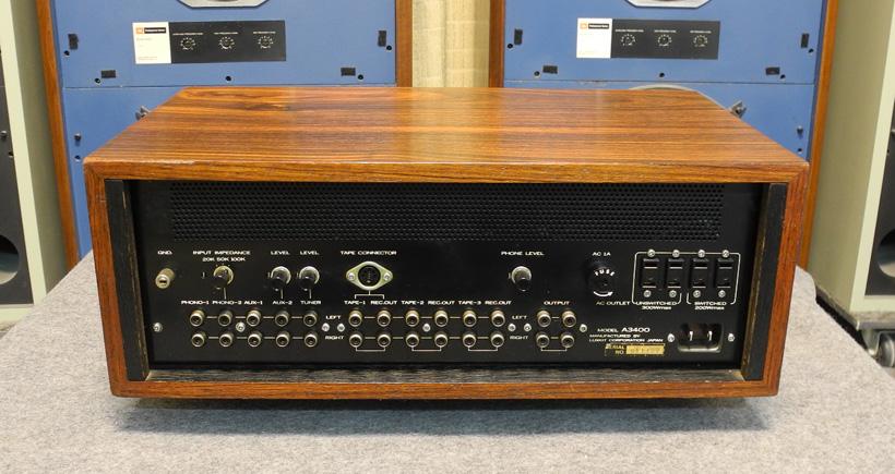 功放LuxmanA-3400胆前级_图纸Amplifiers_8x10建房力士自农村图片