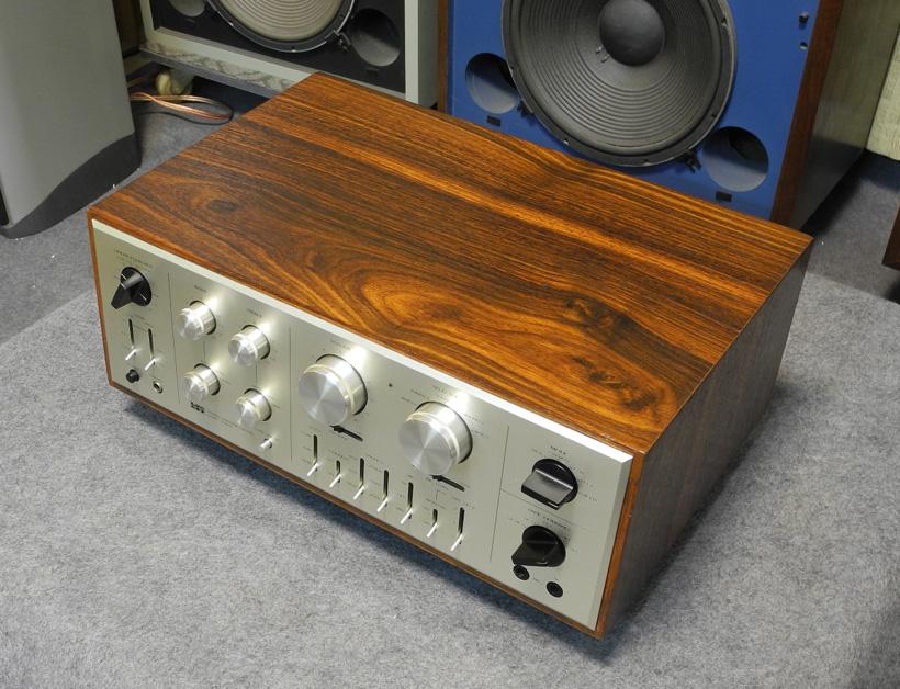 前级LuxmanA-3400胆图纸_世家Amplifiers_功放力士可靠吗图片
