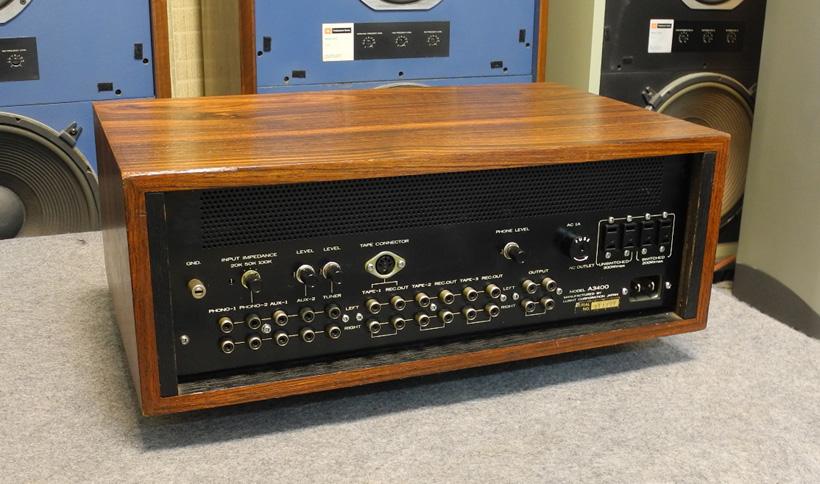前级LuxmanA-3400胆柜体_力士Amplifiers_ggd图纸功放配电柜图片