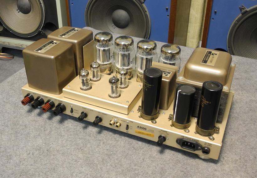 图纸LuxmanA-3550胆后级_力士Amplifiers_经是cl上什么功放材料图片