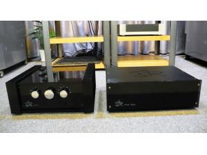 (已出)德国ASR LUNA6 镀金版分体合并功放