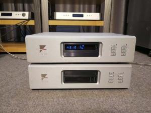 美国艺雅Ayre cx-7E+ax-7 CD加合并功放