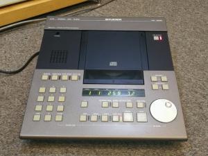 (已出)瑞士studer A730经典录音室监听CD机