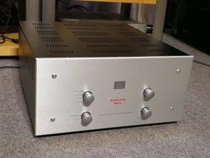 英国 Audionote meishu silver  银版 300B 合并胆机