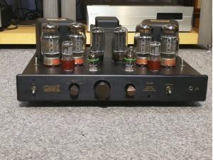 美国CARY顶级合并胆机SLI-80