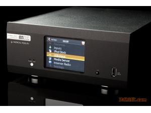 音乐传真M1CliC全能网络音乐播放器,未开封