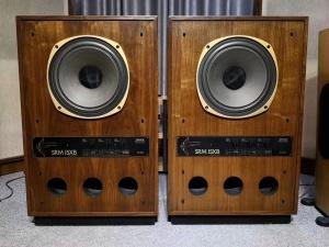英国天朗 SRM 15XB  15寸超级红监听音箱