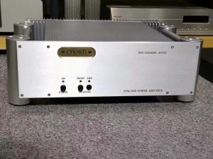 英国和弦 Chord SPM 1900 5声道影院后级