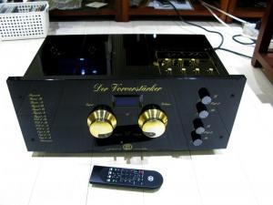MBL 6010D旗舰前级