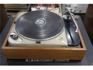 多能士 THORENS TD-124 黑胶唱机