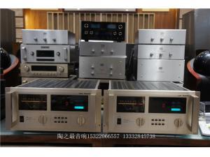 日本 Accuphase 金嗓子 M100旗舰纯后级