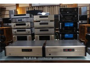 日本 Accuphase 金嗓子 DP80+DC81转盘解码老旗舰