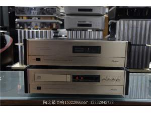 日本金嗓子Accuphase DP-80/81转盘/解码,真正老金的声音