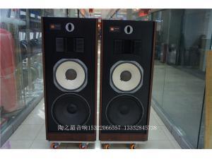 美国JBL l220落地箱,成色很新,jbl076最经典猫眼超高音