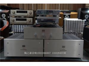 英国音乐贵族Audio Note M10 Line 二代旗舰胆前级功放 分体电源