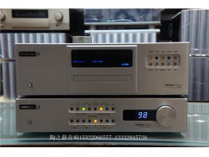 加拿大Emmlabs CDSD/DCC2 专业级转盘解码