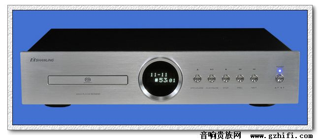 wwwssxxkcd_温润的质感 评山灵scd-s200 sacd机 - 音响贵族网(www