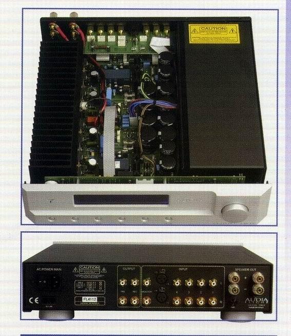 最好的音乐感 最近久新音响,的试音室有不少一流功放,相对的音箱反而少一些,免不了笔者会耳朵发痒都让它们比试一下,由于价格差异颇大,我们不论好坏,只说说Audia Flight与它们的个性,从驱动力来看,Flight Two合并功放可能略逊于老大哥pightone,面对Revel F32落地青箱,Flight Two的音量大概要开到-20dB以上才有大音压,当然这不是问题,你甚至可以将输入增益降低以获得更细腻精致的声音。关键在于低音的控制力,在处理复杂打击乐器与庞大管弦乐团时,低音的线条感与凝聚力仍然是F