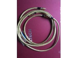 线世界金星光5纯银数码线1.5米
