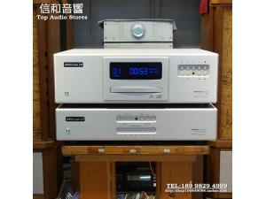 加拿大EMM Labs TSD1+DAC2 高级 CD/SACD转盘 DAC解码器 黑牌SE版《信和音响》