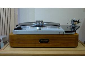 瑞士THORENS多能士 TD124 MKII LP唱机