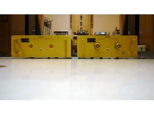 瑞士darTZeel(达声)NHB-18NS+NHB108Model One前后级
