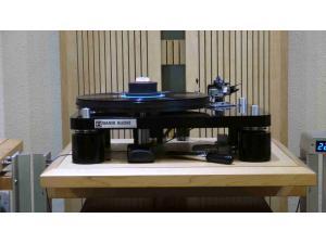 美国百世Basis Audio LP唱机+英国SME唱臂