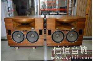 日本先锋 TAD 2401大型木号角双16寸监听音箱